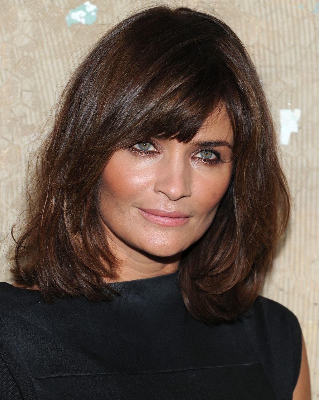 Pictures Of Medium Length Hairstyles  Medium shoulder length hairstyles Hairstyle for women & man