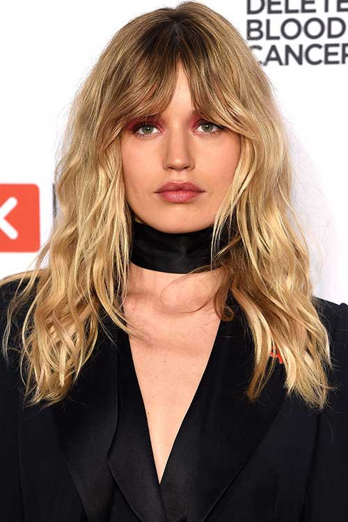 Pictures Of Medium Length Hairstyles  Modern and Stylish Medium Long Haircuts