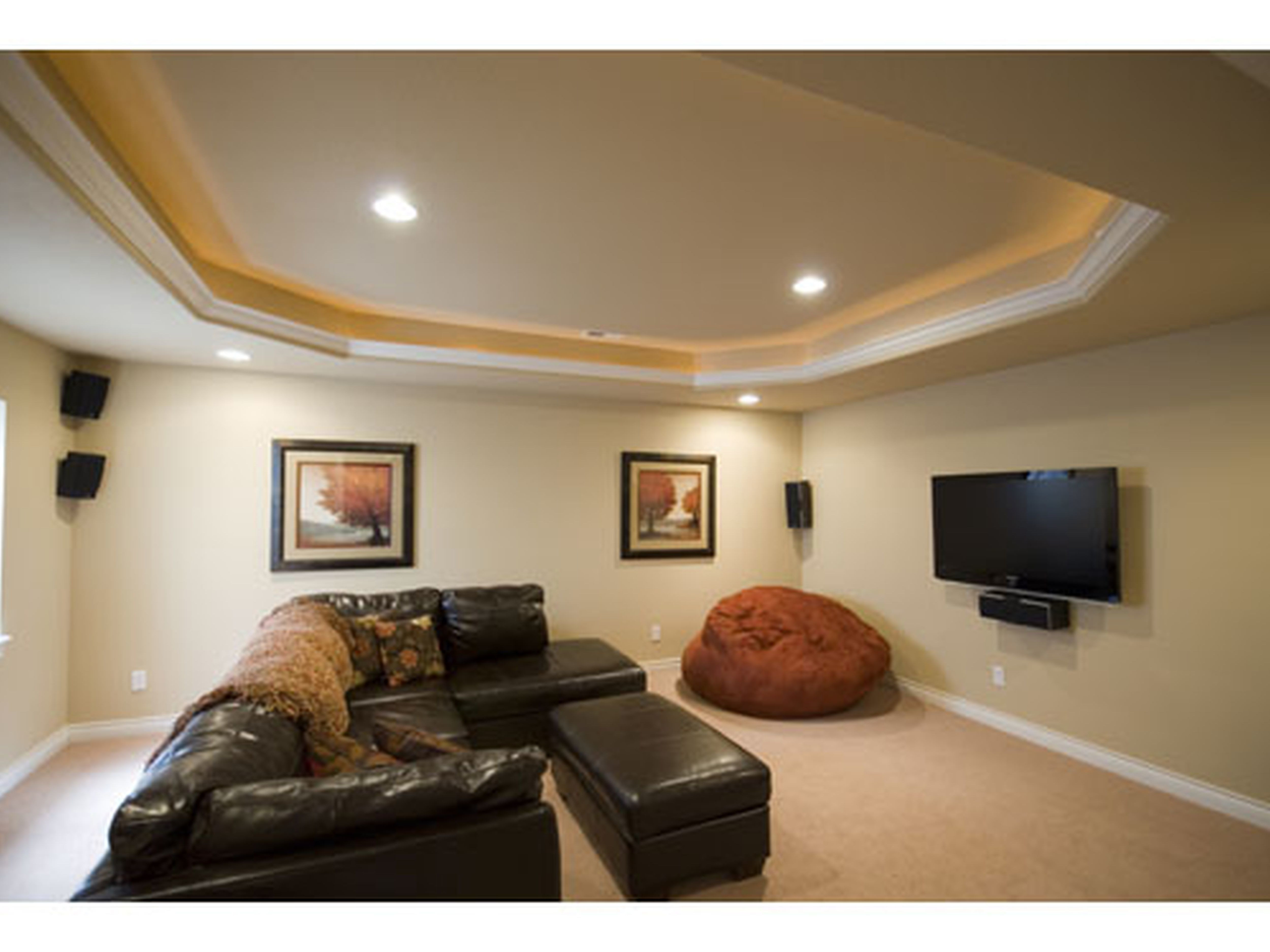 Best ideas about Pinterest Basement Ideas . Save or Pin Great Small Basement Ideas A Bud with About Now.