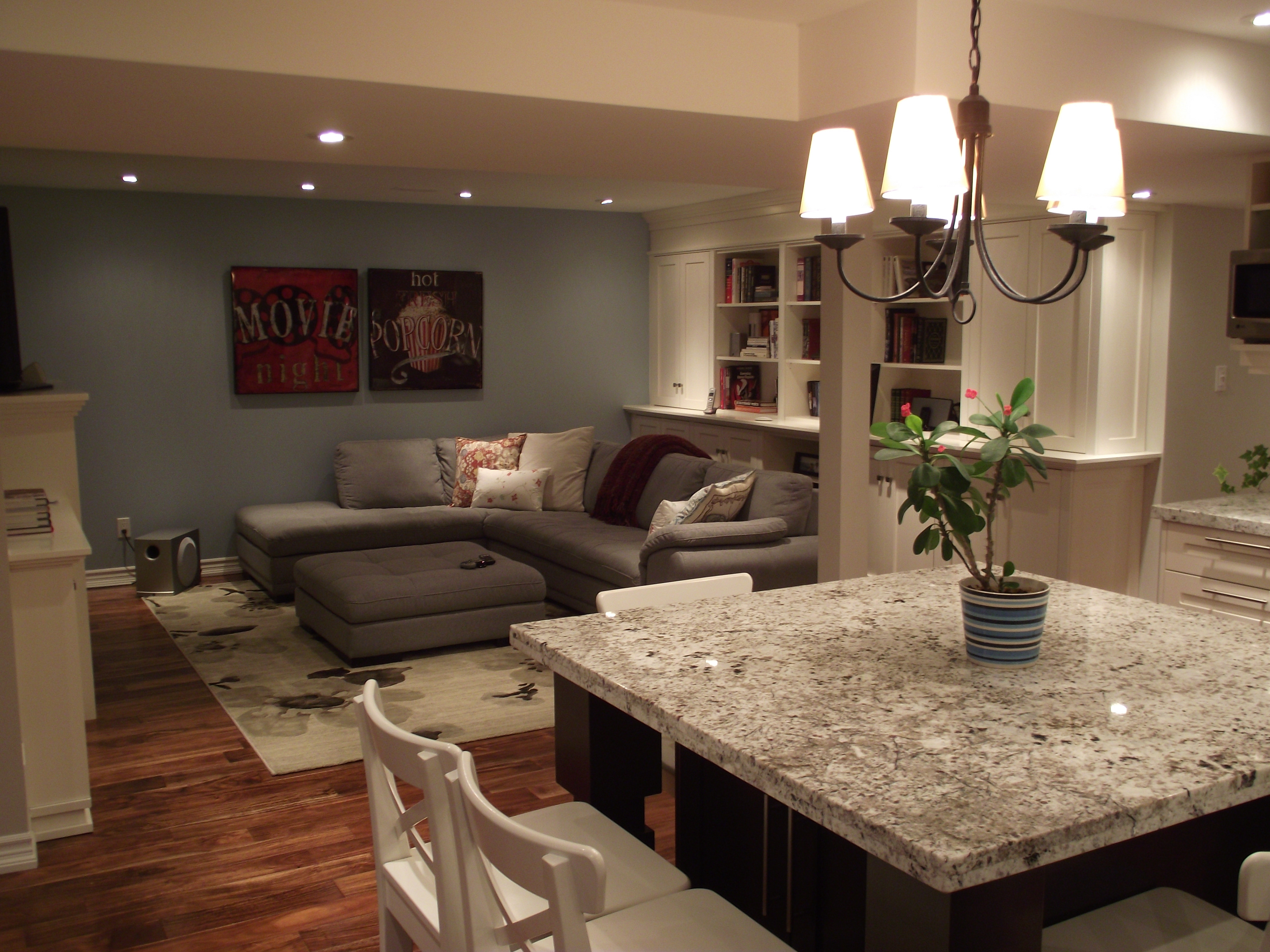 Best ideas about Pinterest Basement Ideas . Save or Pin Basement Family Room And Kitchenette DIY Ideas Pinterest Now.