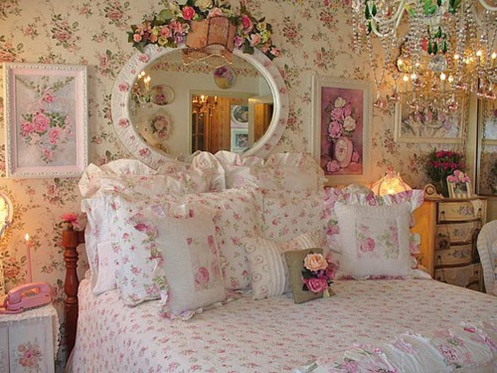 Best ideas about Pinterest Shabby Chic . Save or Pin Vintage bedroom decorating ideas pinterest shabby chic Now.