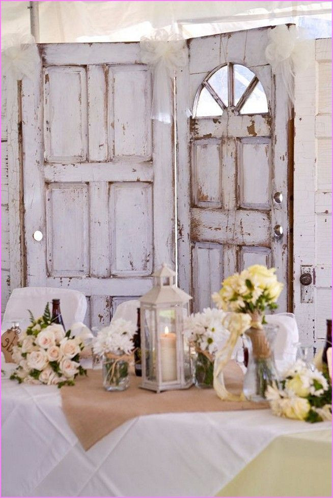 Best ideas about Pinterest Shabby Chic . Save or Pin Shabby Chic Wedding Decor Pinterest Now.