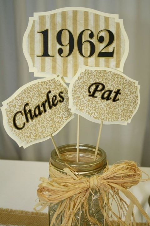 Best ideas about Pinterest Wedding Gift Ideas . Save or Pin 50th Anniversary Gift Ideas Pinterest Now.