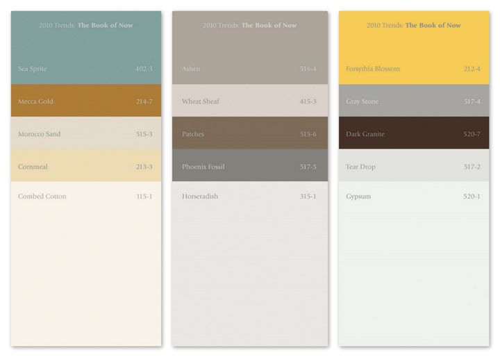 Best ideas about Pittsburgh Paint Colors . Save or Pin Pittsburgh Paints 2010 color palettes 4 Now.