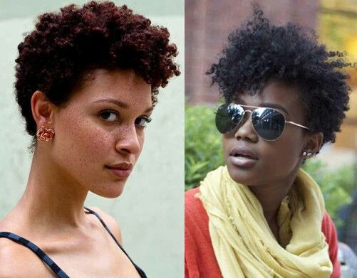Best ideas about Pixie Cut Natural Hair . Save or Pin How To The Pixie Cut on Naturally Kinky Coily Hair Video Now.
