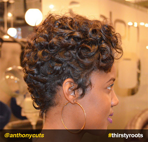 Best ideas about Pixie Cut Natural Hair . Save or Pin 12 Stunning Haircuts for Black Women Thirsty Roots Black Now.