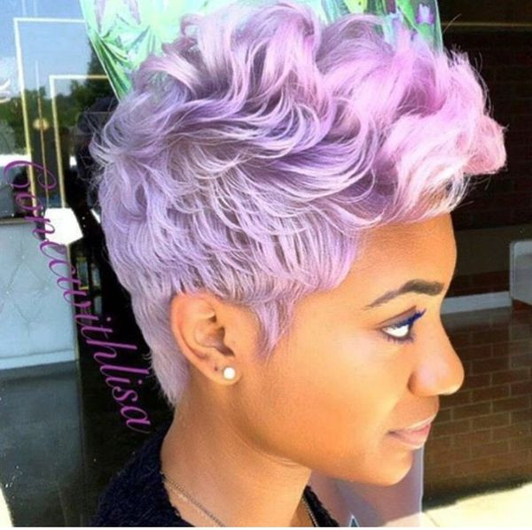 Best ideas about Pixie Cut Natural Hair . Save or Pin Pixie Cut For Black Hair Ideas Best Pixie Cut Black Hair Now.