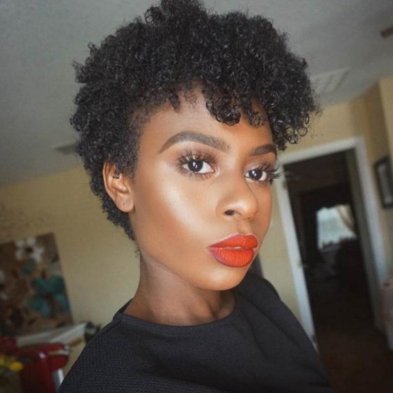 Best ideas about Pixie Cut Natural Hair . Save or Pin 12 Best Short Natural Hairstyles for Black Women Now.