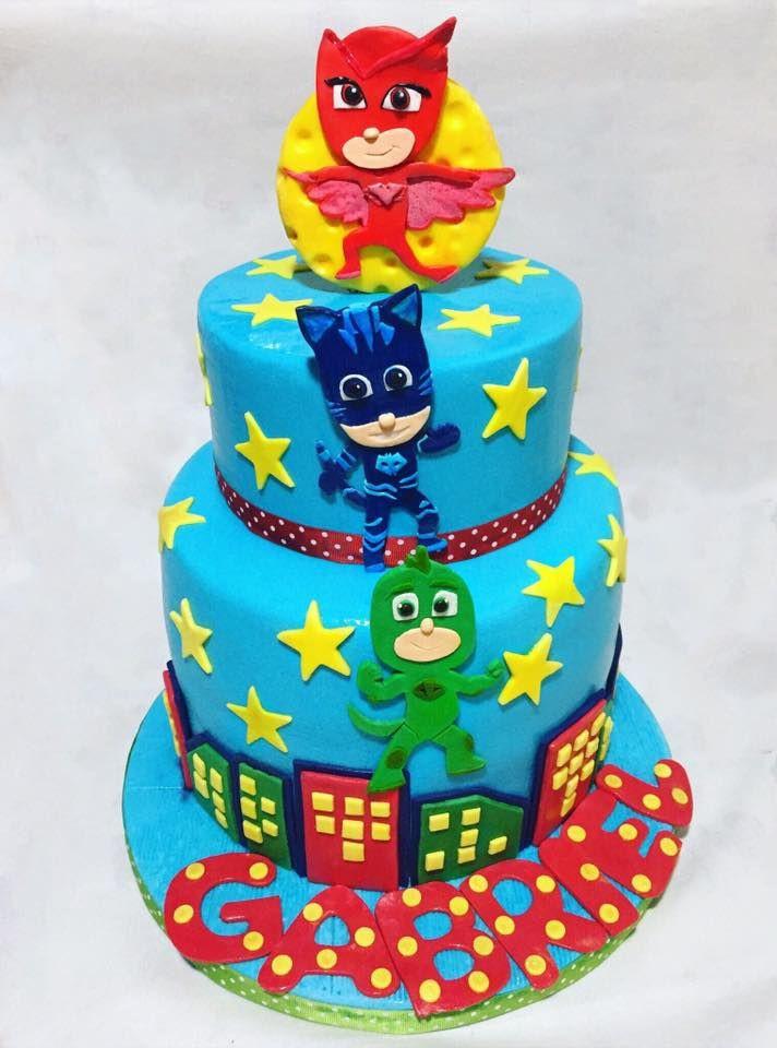 Pj Masks Birthday Cake Walmart  86 best cake design e torte images on Pinterest