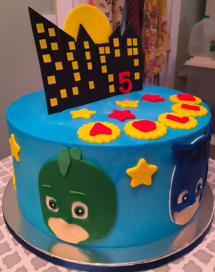 Pj Masks Birthday Cake Walmart  Pj Masks Cake Related Keywords Pj Masks Cake Long Tail