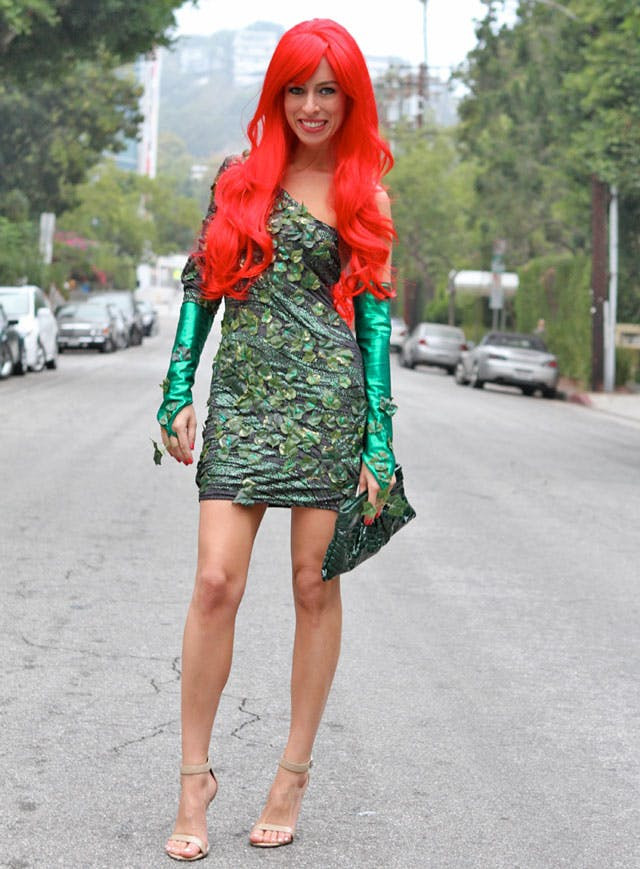 Best ideas about Poison Ivy Costume DIY . Save or Pin 16 ic Book Costumes for Halloween Now.