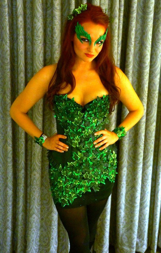 Best ideas about Poison Ivy Costume DIY . Save or Pin 82 best images about Poison ivy cosplay on Pinterest Now.
