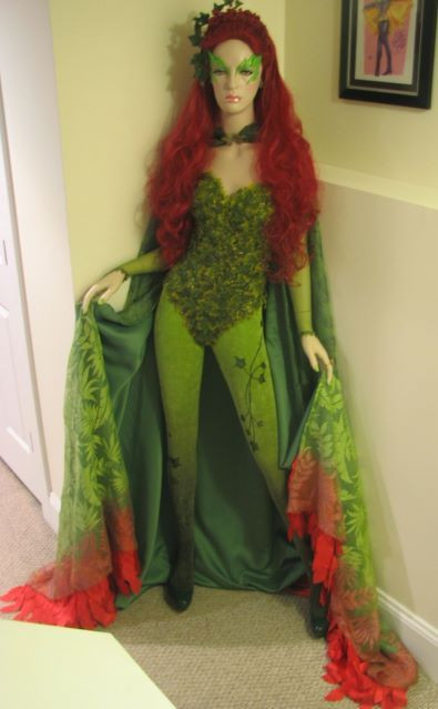 Best ideas about Poison Ivy Costume DIY . Save or Pin 14 best Poison Ivy Batman Fanart images on Pinterest Now.
