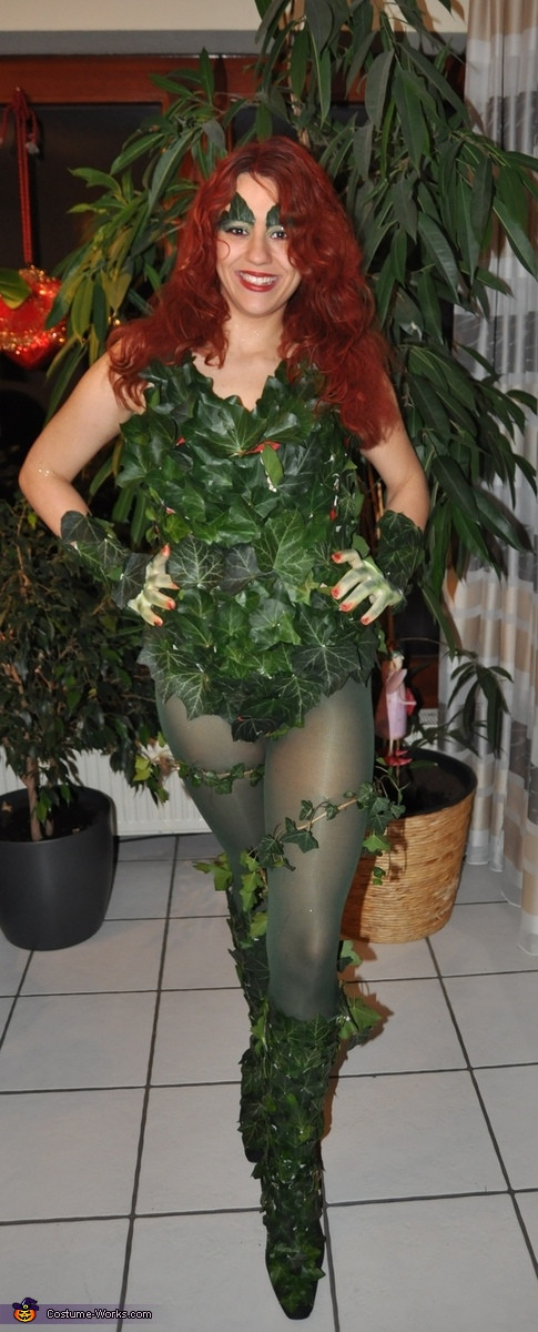 Best ideas about Poison Ivy Costume DIY . Save or Pin Amazing Homemade Poison Ivy Costume 3 3 Now.