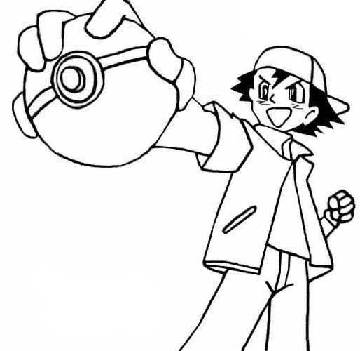 Pokemon Coloring Sheets For Girls  Coloring Pages For Girls Pokemon coloring pages