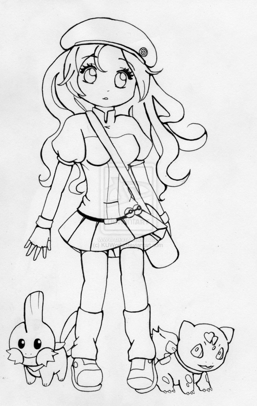 Pokemon Coloring Sheets For Girls  Naked girls Free Coloring Pages