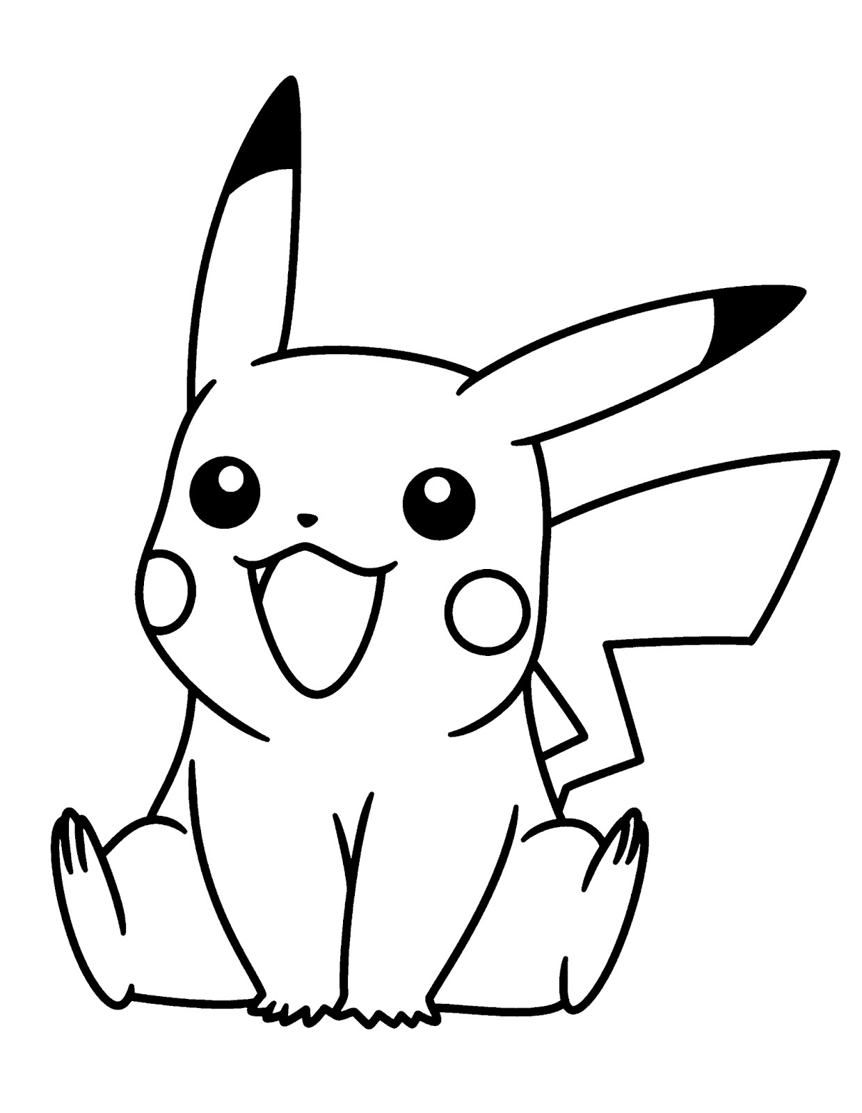 Pokemon Printable Coloring Pages  Coloring Pages Pokemon Coloring Pages Free and Printable