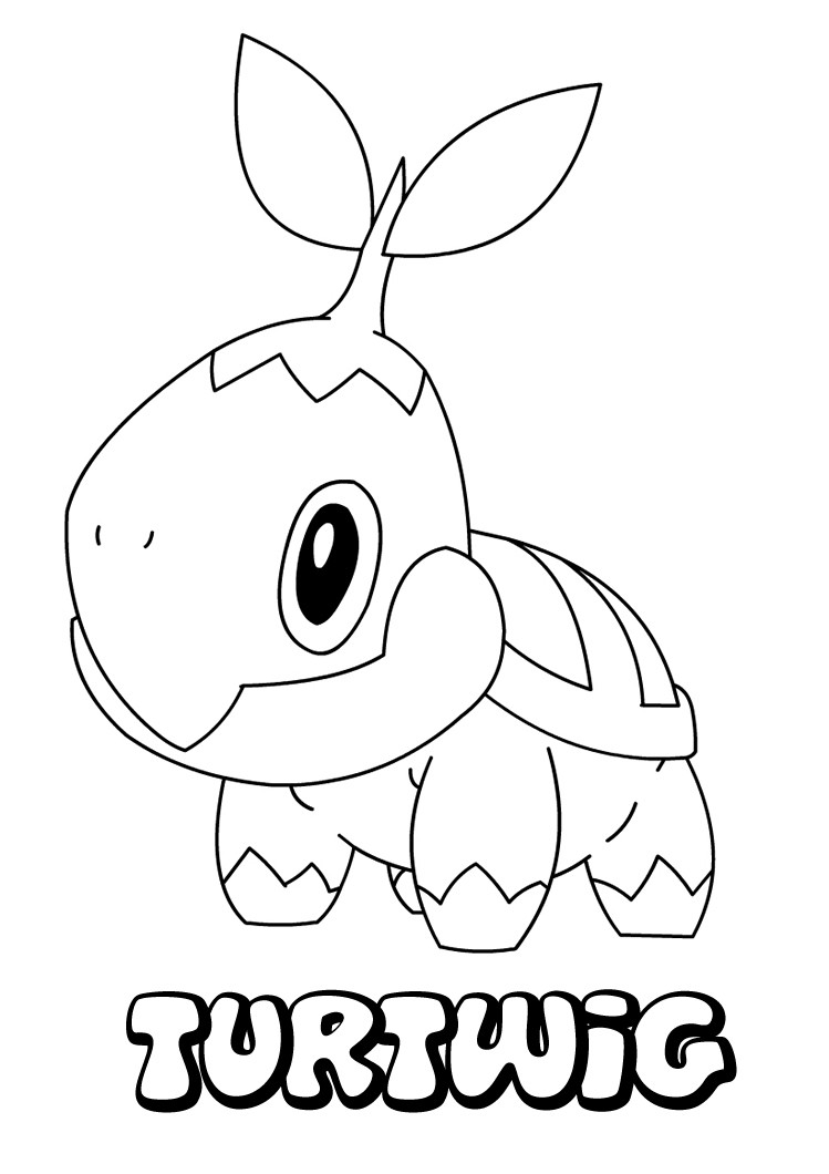 Pokemon Printable Coloring Pages  Pokemon Coloring Pages Join your favorite Pokemon on an