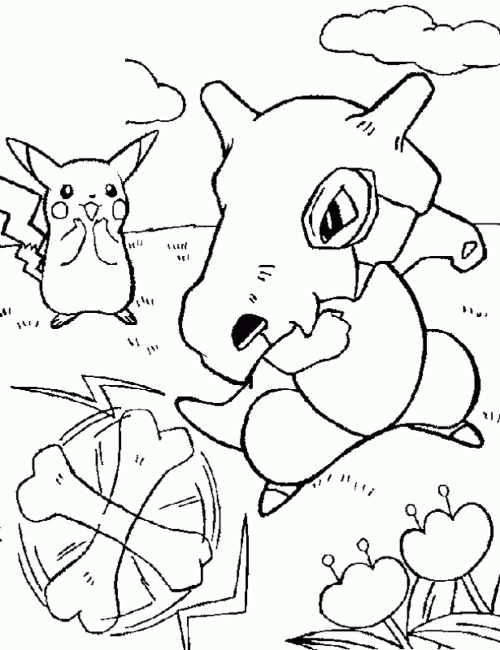 Pokemon Printable Coloring Pages  Print & Download Pokemon Coloring Pages for Your Boys