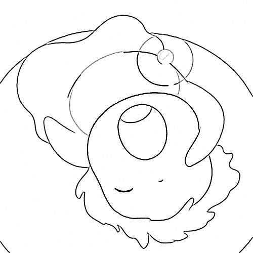 Ponyo Coloring Pages  Magical tale of a boy and his goldfish Ponyo 17 Ponyo