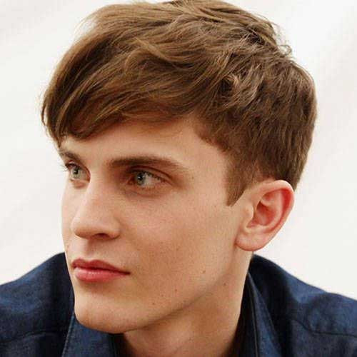 Best ideas about Popular Boys Hairstyle . Save or Pin 10 Popular Boys Haircuts with Bangs Now.