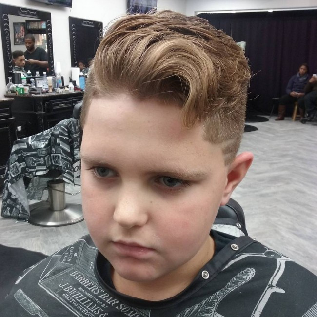 Best ideas about Popular Boys Hairstyle . Save or Pin 70 Popular Little Boy Haircuts [Add Charm in 2019] Now.