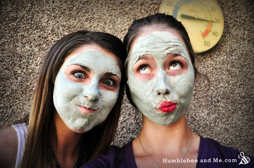 Pore Shrinking Mask DIY  Pore Shrinking Mask Humblebee & Me