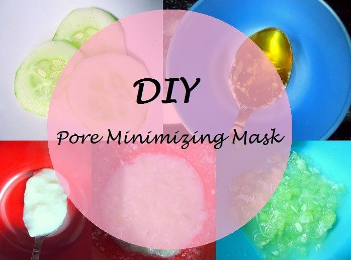 Pore Shrinking Mask DIY  94 best images about Pore Minimizer DIY Recipes on