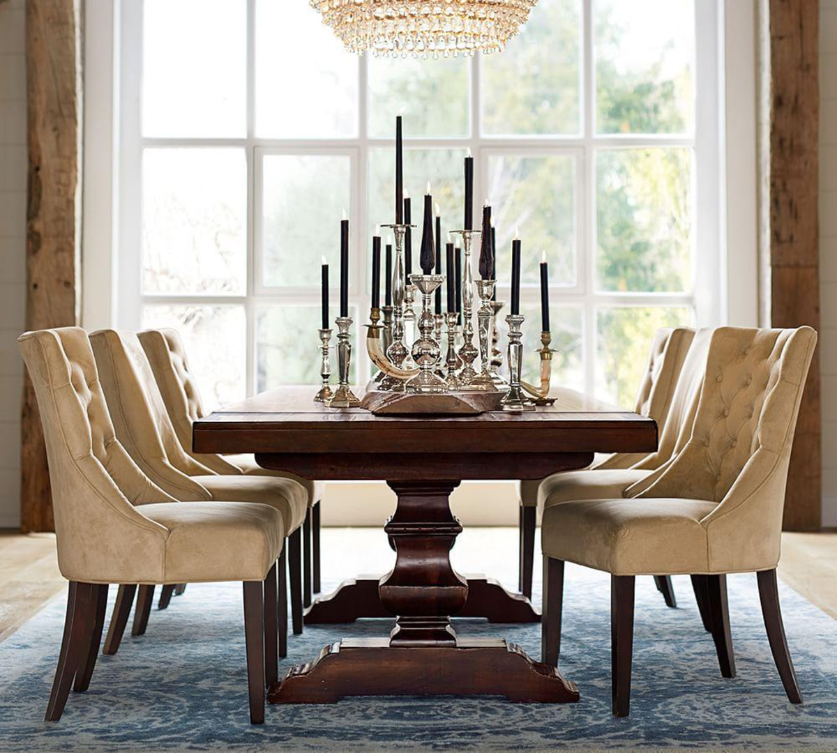 Top 20 Pottery Barn Dining Table - Best Collections Ever ...