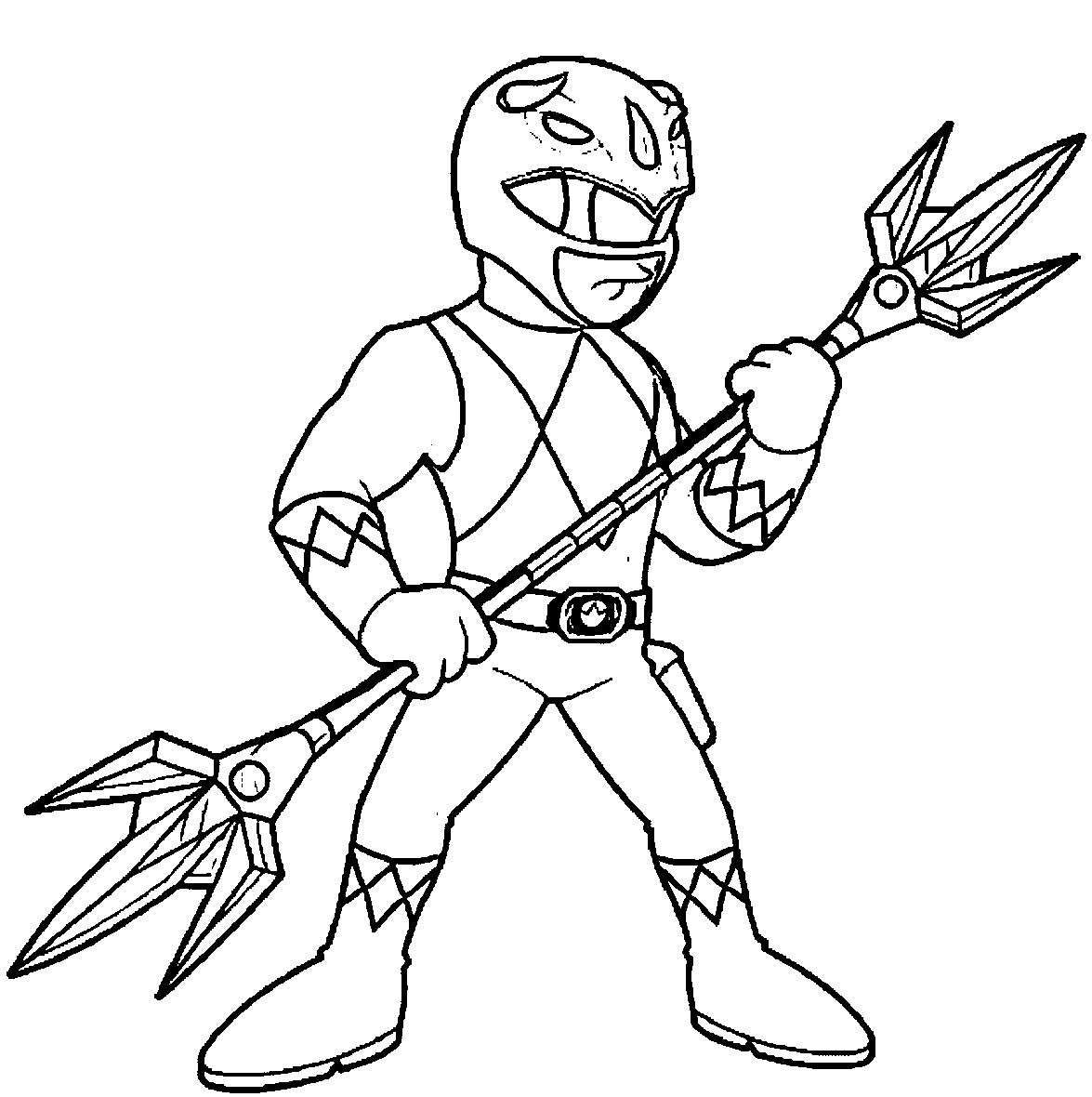 Power Ranger Coloring Pages  Red Power Ranger Mask Printable thekindproject