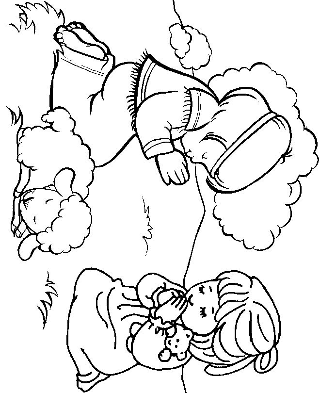 Prayer Coloring Pages For Kids  Prayer Pages AZ Coloring Pages