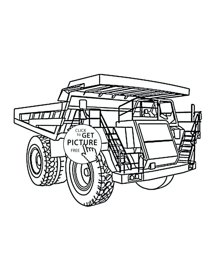 Pre K Big Truck Coloring Pages For Girls  Transportation Coloring Sheets Transportation Coloring