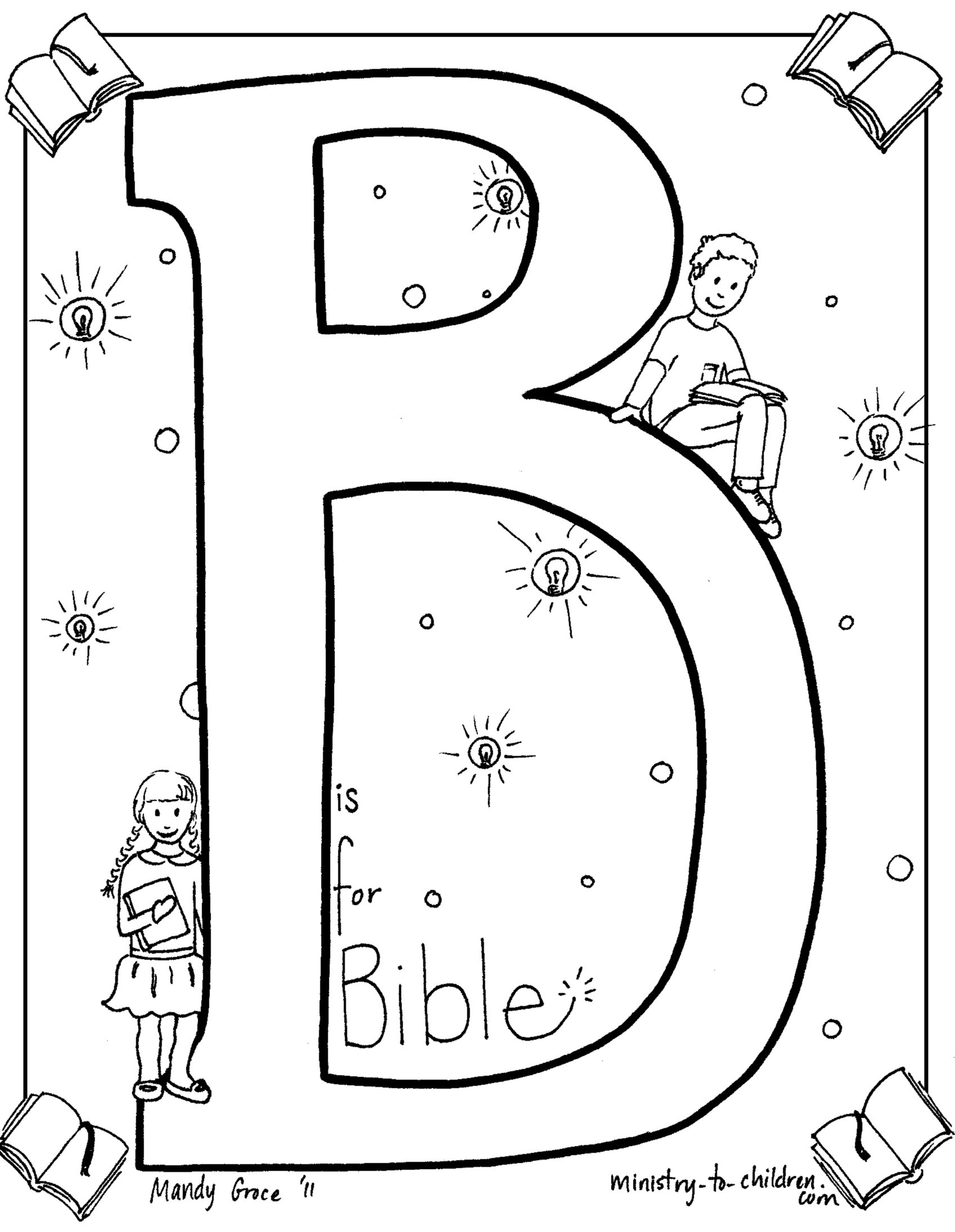 Preschool Bible Coloring Pages  Faithful obe nce 18 Bible coloring pages clip art