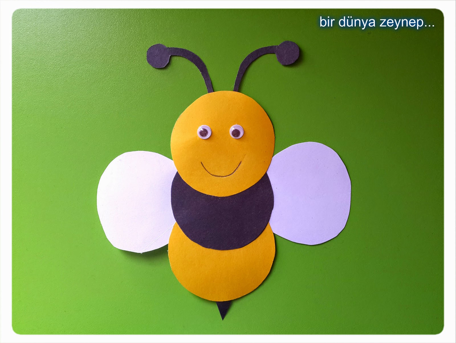 Preschoolers Craft Activities  bee craft for preschool 4 Preschool and Homeschool