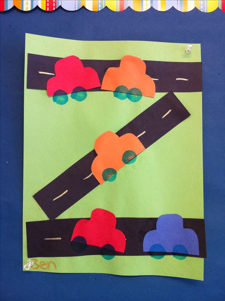 Preschoolers Craft Activities  9 Best & Fun Transportation Crafts For Kids And