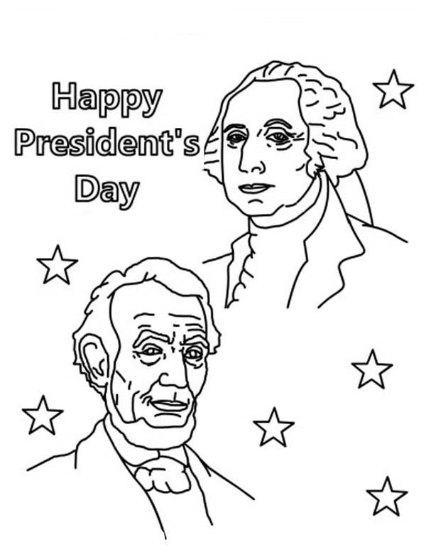 President Day Coloring Pages  Presidents Day Coloring Pages Best Coloring Pages For Kids