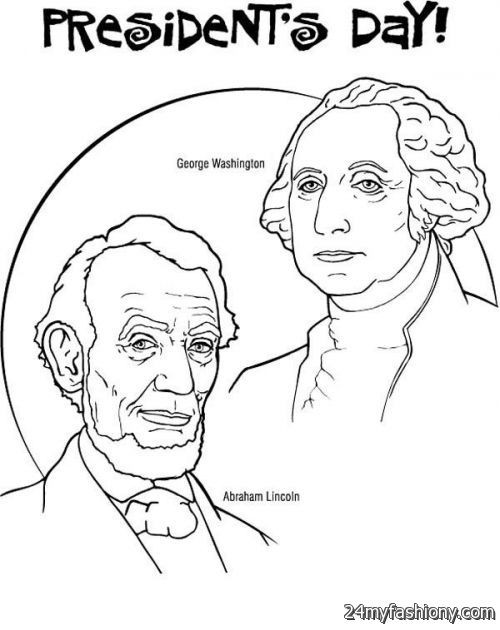 President Day Coloring Pages  Happy Presidents Day Coloring Pages images 2016 2017