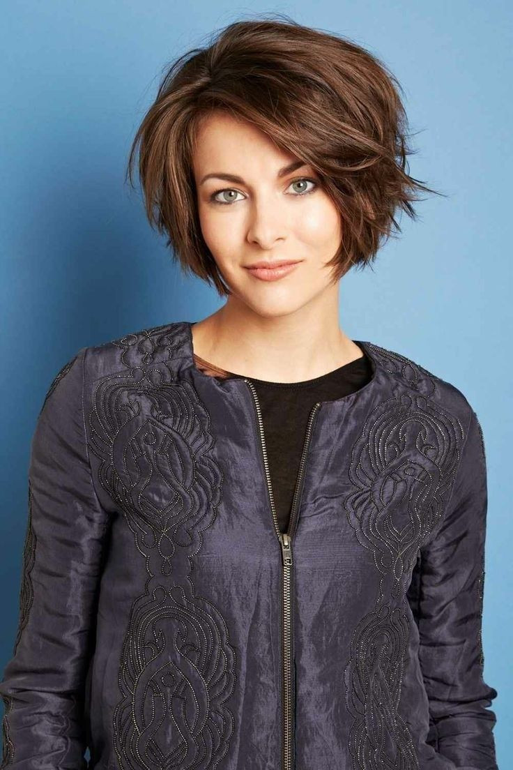 Pretty Bob Hairstyles  14 Wonderful Hairstyles for Heart Shaped Faces Pretty