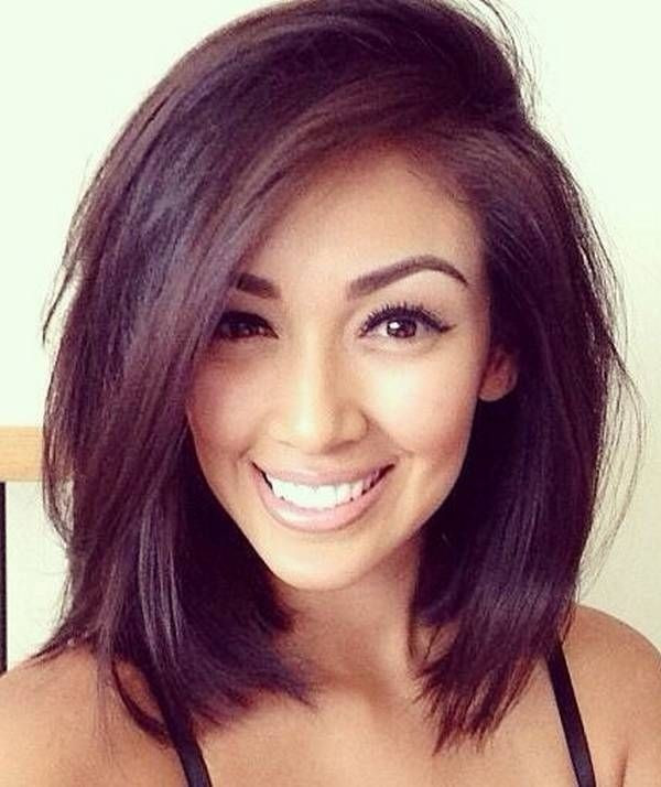 Pretty Bob Hairstyles  16 Fabulous Short Hairstyles for Long Face 2015 Pretty