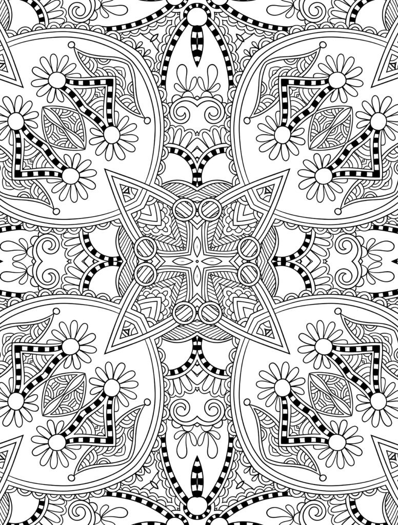 Best ideas about Pretty Coloring Pages For Adults . Save or Pin 30 Pretty Coloring Pages ColoringStar Now.