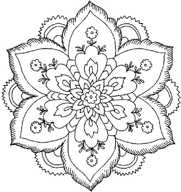 Best ideas about Pretty Coloring Pages For Adults . Save or Pin Coloring Pages Pretty Color Pages For Adults Now.
