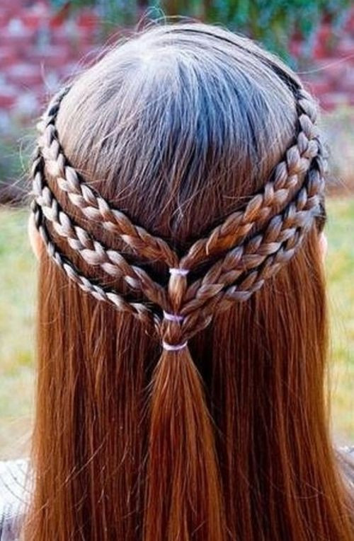 Pretty Easy Hairstyles  75 Cute & Cool Hairstyles for Girls for Short Long