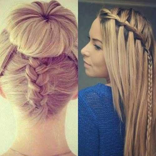Pretty Easy Hairstyles  30 Best Cute Hairstyles 2014 2015