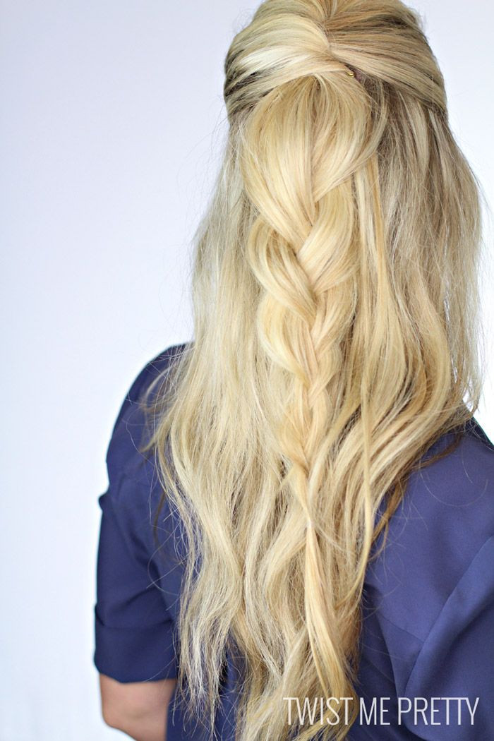 Pretty Easy Hairstyles  21 All New French Braid Updo Hairstyles PoPular Haircuts