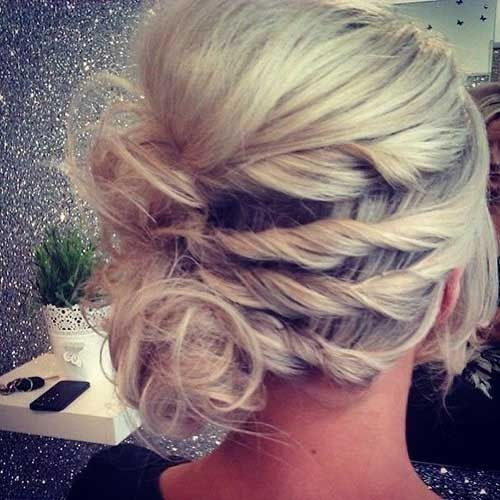 Pretty Prom Hairstyles  20 Amazing Braided Hairstyles for Home ing Wedding & Prom