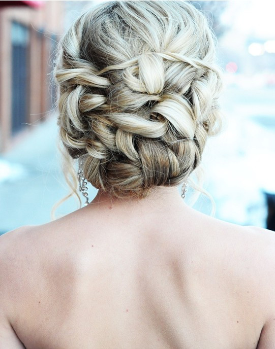 Pretty Prom Hairstyles  16 Beautiful Prom Hairstyles for Long Hair 2015 Pretty