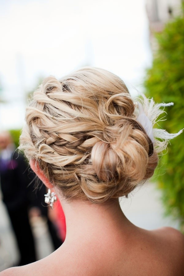 Pretty Prom Hairstyles  20 Pretty Braided Updo Hairstyles PoPular Haircuts