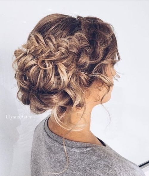 Pretty Prom Hairstyles  18 Elegant Hairstyles for Prom 2019