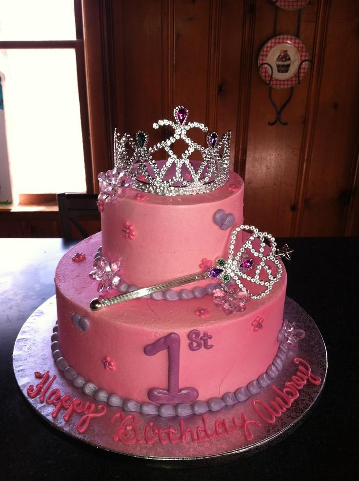 Princess 1st Birthday Cake  Sofia s Birthday ideas on Pinterest