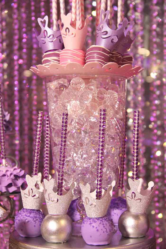 Best ideas about Princess Themed Birthday Party . Save or Pin Kara s Party Ideas Glamorous Princess Themed Birthday Party Now.